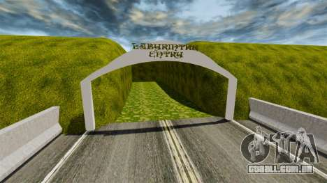 Labirinto para GTA 4 terceira tela