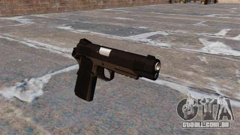 Pistolas semi-automáticas Kimber para GTA 4
