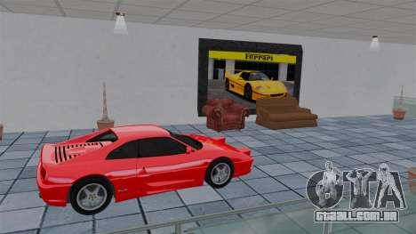 Ferrari Auto Show para GTA 4 sexto tela