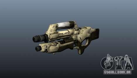 M-96 Mattock para GTA 4