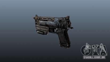 pistola de 10 mm para GTA 4 segundo screenshot
