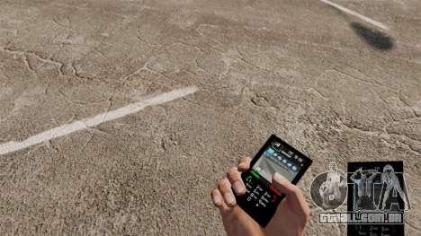 Tema para o seu Nokia Nseries para GTA 4