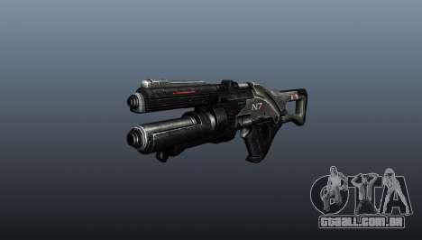 N7 Valkyrie para GTA 4