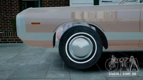 Chrysler New Yorker 1971 para GTA 4 vista de volta