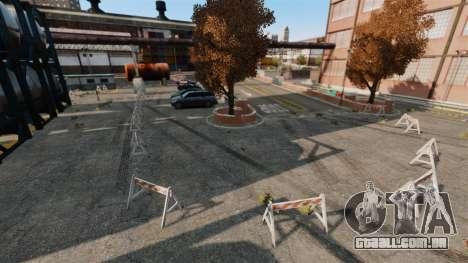 Street Rally para GTA 4 quinto tela