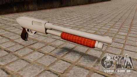 Nova espingarda para GTA 4
