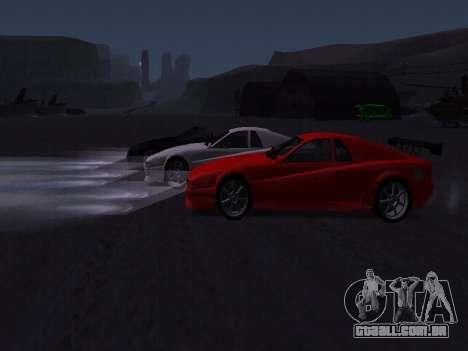 Sheetah Restyle para as rodas de GTA San Andreas