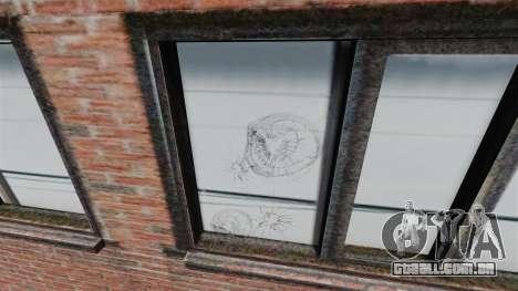 Novos efeitos de vidro para GTA 4 por diante tela