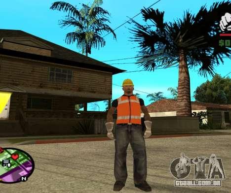 Construtores para GTA San Andreas