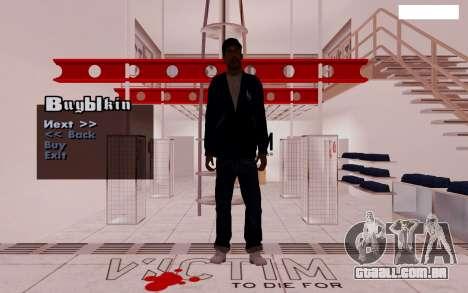 HD Pak Skins vagabundos para GTA San Andreas nono tela
