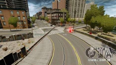 Liberty City Race Track para GTA 4 terceira tela