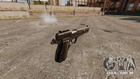 Carregamento automático pistola Browning Hi-Powe para GTA 4 segundo screenshot