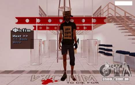 HD Pak Skins vagabundos para GTA San Andreas