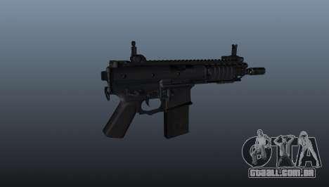 KAC PDW Rifle Shortstuff para GTA 4 terceira tela