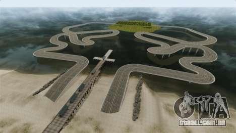 Labirinto para GTA 4