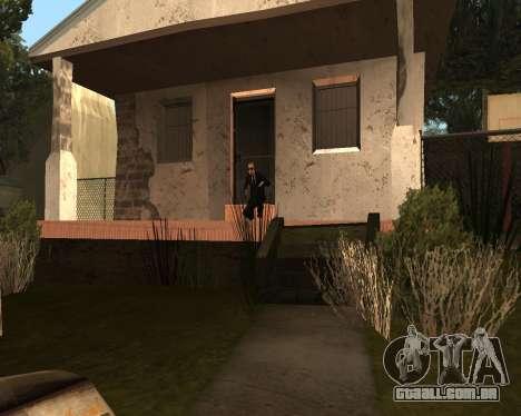 Guarda CJ para GTA San Andreas terceira tela