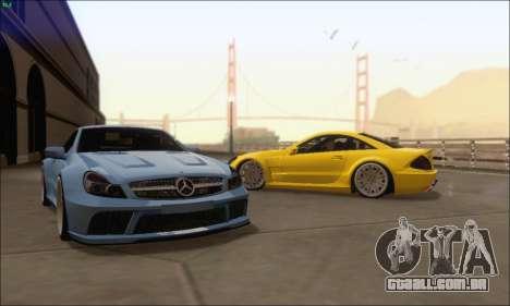 Mercedes-Benz SL65 AMG GB para GTA San Andreas vista direita