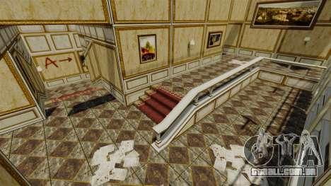 Localização Luxville Point Blank para GTA 4 quinto tela