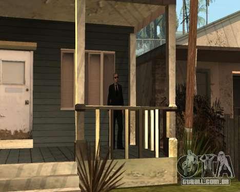 Guarda CJ para GTA San Andreas segunda tela