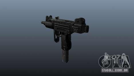 Pistola-metralhadora IMI Mini Uzi para GTA 4 segundo screenshot