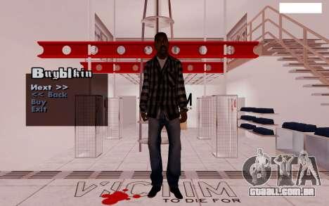 HD Pak Skins vagabundos para GTA San Andreas sétima tela