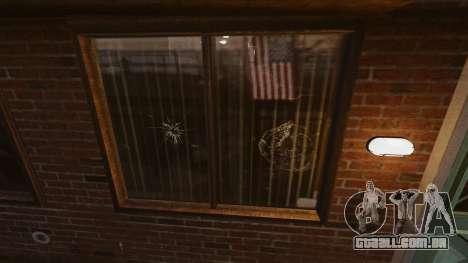 Novos efeitos de vidro para GTA 4 terceira tela