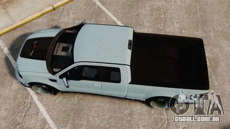 Saleen S331 Supercab 2008 para GTA 4 vista direita