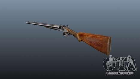 Rifle de caça TOZ cano duplo BM-16 para GTA 4 segundo screenshot