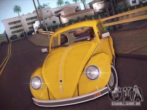 Volkswagen Käfer para GTA San Andreas