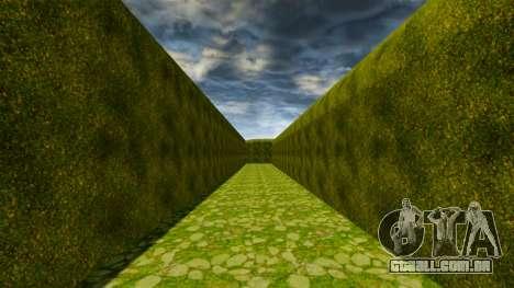 Labirinto para GTA 4 sexto tela