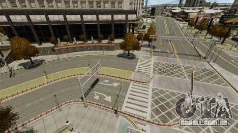 Liberty City Race Track para GTA 4 nono tela