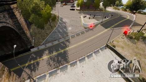 Liberty City Race Track para GTA 4 por diante tela