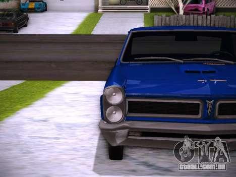 Playable ENB by Pablo Rosetti para GTA San Andreas sexta tela