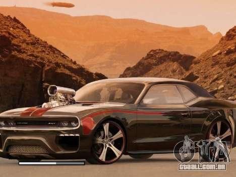 Novas telas de carregamento para GTA San Andreas quinto tela