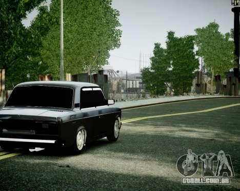 VAZ 21054 para GTA 4 vista direita
