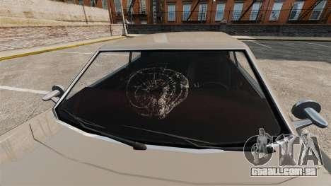Novos efeitos de vidro para GTA 4 segundo screenshot