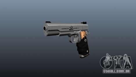 A pistola semi-automática Hardballer AMT para GTA 4