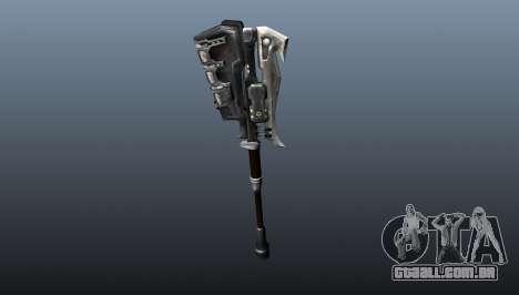 Hammer para GTA 4 segundo screenshot