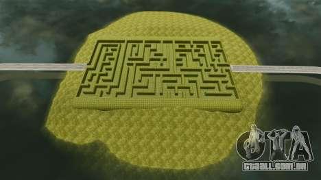 Labirinto para GTA 4 segundo screenshot