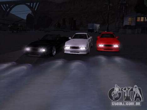 Sheetah Restyle para o motor de GTA San Andreas