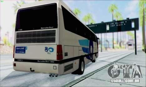 Mercedes-Benz O403 Tourismo para GTA San Andreas esquerda vista