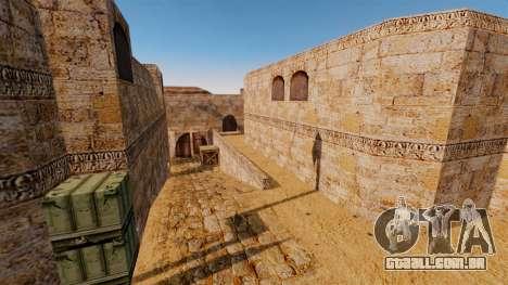 Localização de Counter-strike De_Dust2 para GTA 4 sétima tela