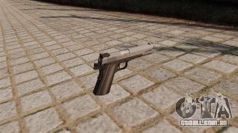 Pistola M1911 DFMS para GTA 4 segundo screenshot