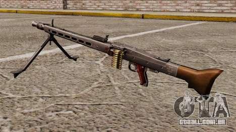 Metralhadora de uso geral MG42 para GTA 4 segundo screenshot