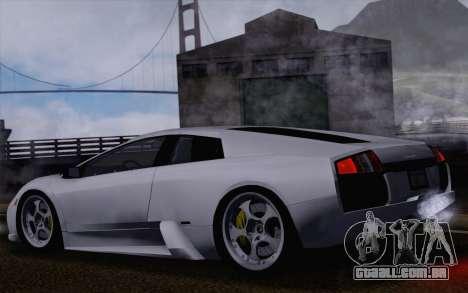 Lamborghini Murciélago 2005 para as rodas de GTA San Andreas