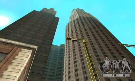 -Concluída a construção em San Fierro V1 para GTA San Andreas