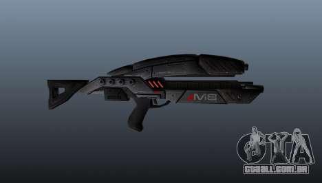 M8 Avenger para GTA 4 terceira tela