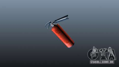 Extintor de incêndio para GTA 4