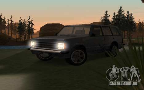 New Effects v1.0 para GTA San Andreas oitavo tela