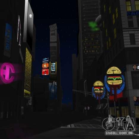 Telas de cor baixar GTA IV para GTA 4 segundo screenshot